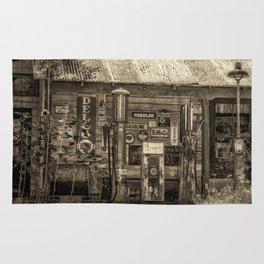 Antiqued Antiques Rug
