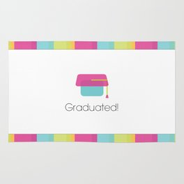 Graduation | school Rug