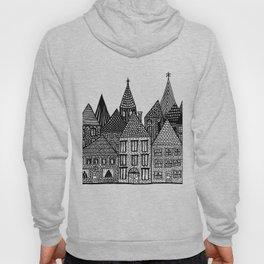 Medieval Village II Hoody