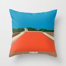Californication Throw Pillow
