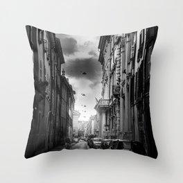 Brescia Centrale Throw Pillow