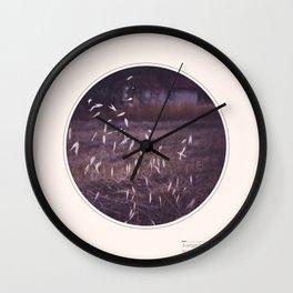 Darkness & Stars Wall Clock