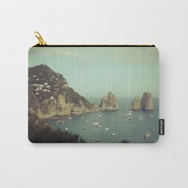 Amalfi coast, Italy 2 Carry-All Pouch