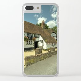 The Catherine Wheel at Goring Clear iPhone Case