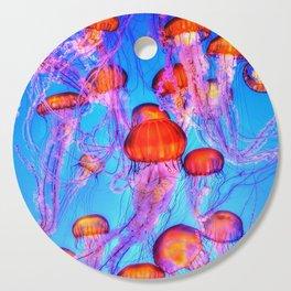 Jellyfish Cutting Board