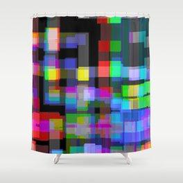 Boogie Woogie Shower Curtain
