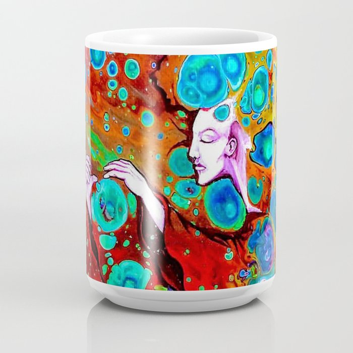 Atomic Witch Coffee Mug