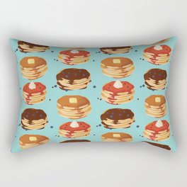 Pancake Sunday Rectangular Pillow