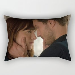 Fifty Shades Darker - Ana & Christian Rectangular Pillow