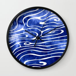 Tide Wall Clock
