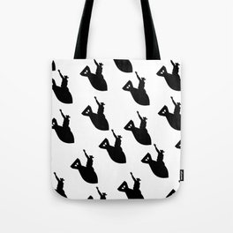 IT'S ALL OVER BUT THE CRYING PRINT Tote Bag