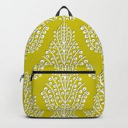 SPIRIT lime white Backpack
