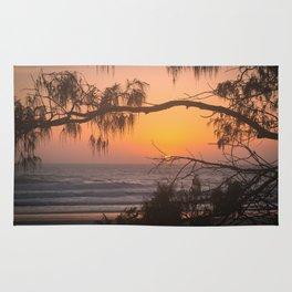 Exotic Sunrise Rug