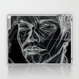 Donna Enigmatica #5; Vivien Solari #1 (B) - Artist: Leon 47 ( Leon XLVII ) Laptop & iPad Skin