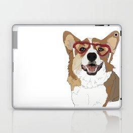Happy Valentine's Day Corgi Laptop & iPad Skin