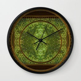 Concentricity Wall Clock