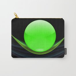 Green Ball Carry-All Pouch