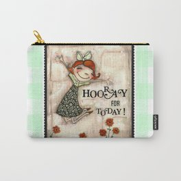 Hooray for Today - by Diane Duda Carry-All Pouch