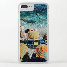 sumbrellas Clear iPhone Case
