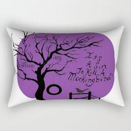 Mockingbird Rectangular Pillow