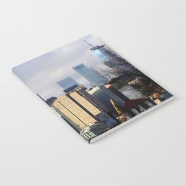 New York City View Photography Notebook