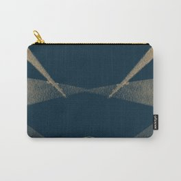 Angular Lines Carry-All Pouch