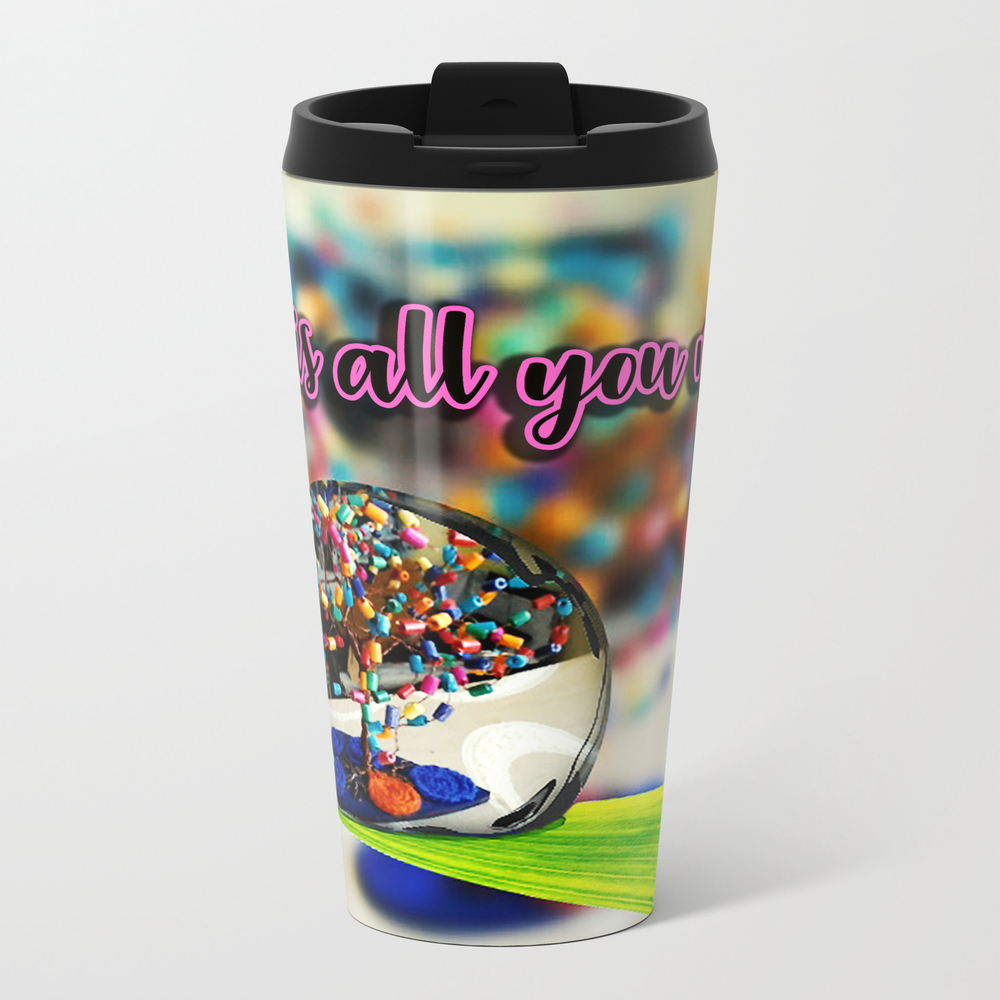 Love Is All You Need Travel Cup TRM8791809
