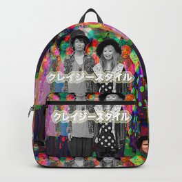Crazy-Style Backpack