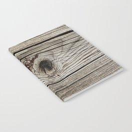 BC Wood Grain 2 Notebook
