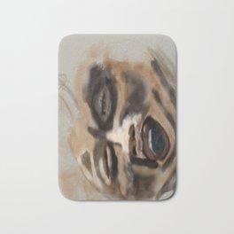 the screamer Bath Mat