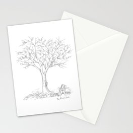 THE BOOK GEEK Stationery Cards