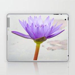 Blue Lotus Reflection Laptop & iPad Skin