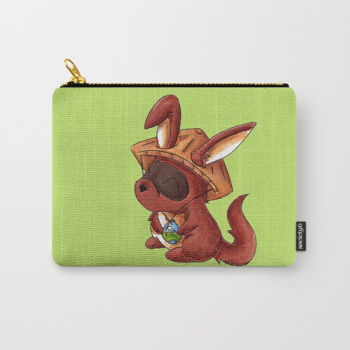 Tanukibunny Carry-All Pouch