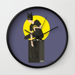 Tegan and Sara: Bategan #2 Wall Clock