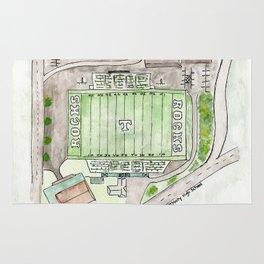 Trinity High School Football Field, Louisville, KY #gift Rug
