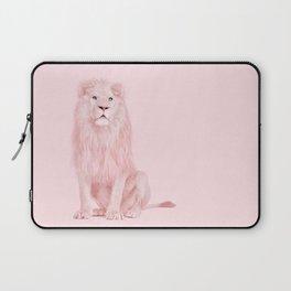 PINK LION Laptop Sleeve