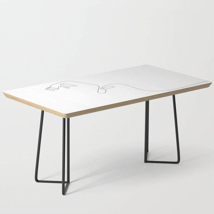 Dreamy Girl Coffee Table