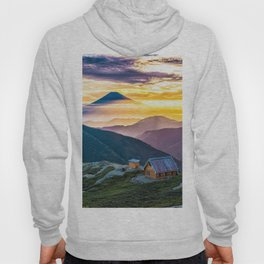 Mt Fuji I Hoody