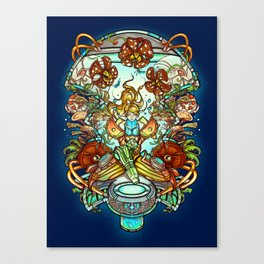 Maternal Instinct Canvas Print
