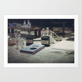 HP Studios - Potions class (2) Art Print