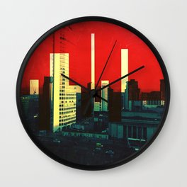 Manipulation 181.0 Wall Clock