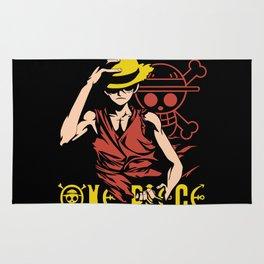 Monkey D Luffy - One Piece Anime Rug
