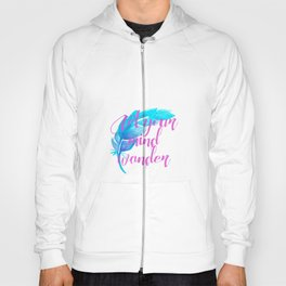 Let your mind wander #1 Hoody