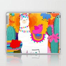 Fiesta Llama Laptop & iPad Skin