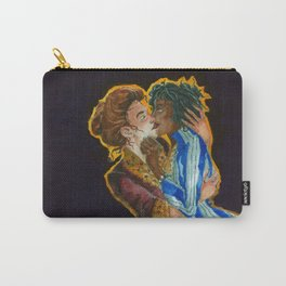 Charles Frederick Worth Kiss Carry-All Pouch