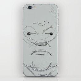 The Grump iPhone Skin