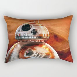 BB8  Rectangular Pillow