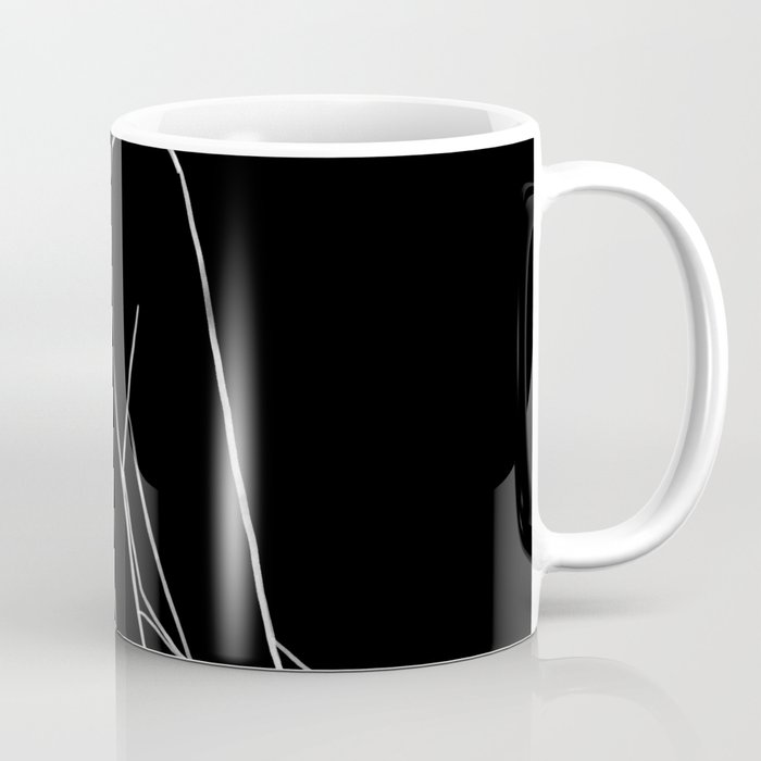 line art 6 Coffee Mug