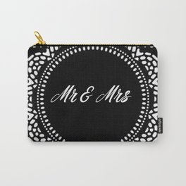 Mr & Mrs Carry-All Pouch