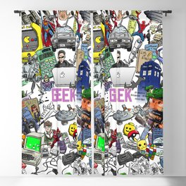 Geek it Up Blackout Curtain